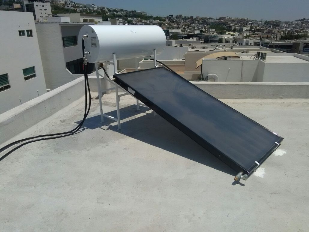 Boiler Solar Mogamex El Poder Del Sol En Tu Regadera Cada Manana